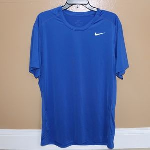 Men's Nike DriFIT Fitted Short Sleeve Tee